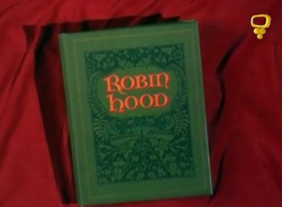 Cartoon Robin Hood - Dooble Farsi (Bad Az Enghelab)