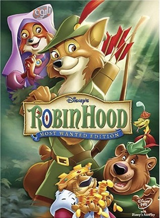 Cartoon Robin Hood - Dooble Farsi (Ghabl Az Enghelab)