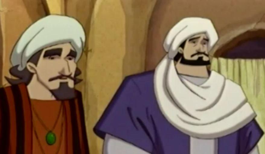 Animeishen Mohamad Amin - Zohd va Parsaei