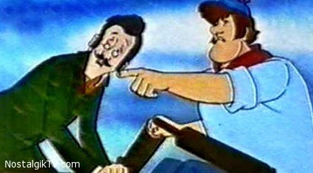 Cartoon 20 Hezar Farsang Zire Darya (Dooble Farsi)