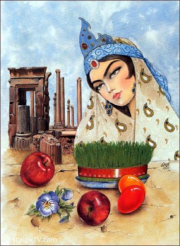 Ahang va Poster Eid Nooroz