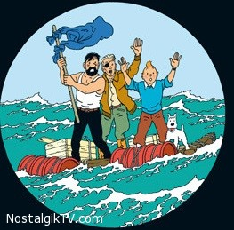 Film Cartooni Tantan va Kusehaye Darya Sorkh (Dooble Farsi)