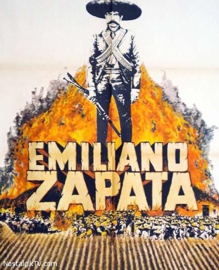 Film Emiliano Zapata (Dooble Farsi)