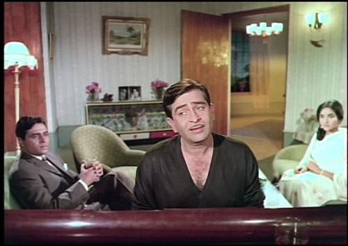 Film Sangam (Dooble Farsi)