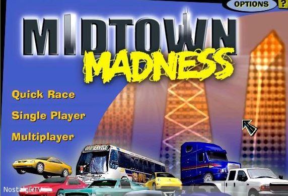 Bazi Mashin Midtown Madness