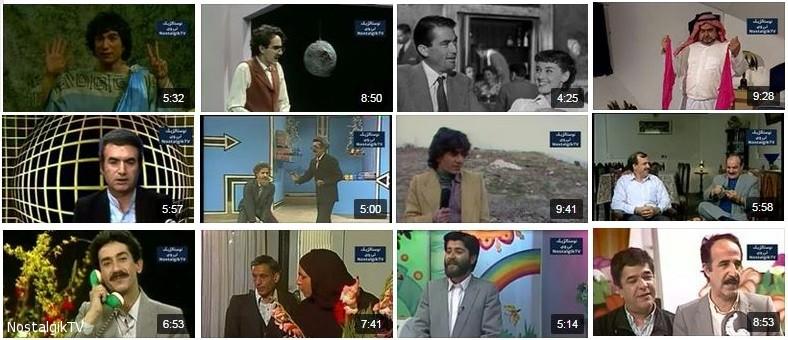 Cliphaye Nostalgik Dahe Shast va Haftad 2