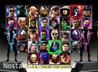 Bazi Mortal Combat Sega