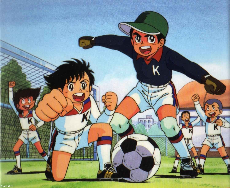 Cartoon Footbalist Ha 1 - Kamel (Dooble Farsi)