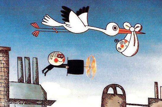 Cartoon Lule Pak Kon (Dooble Farsi)