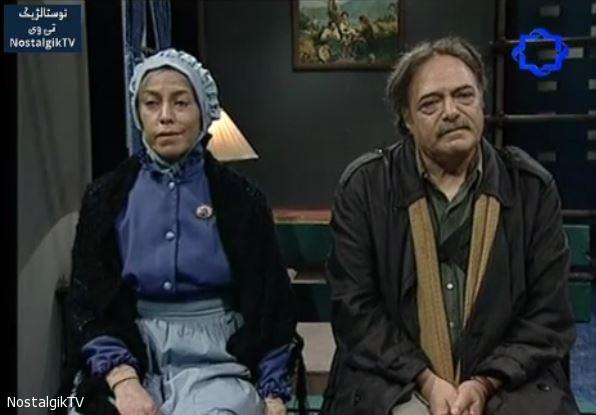 Tele Ta'atr Marg Dastfrosh 1384 - Kamel
