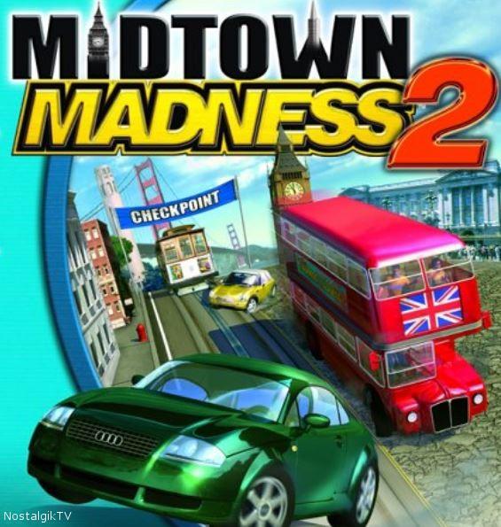 Bazi Mashin Midtown Madness 2