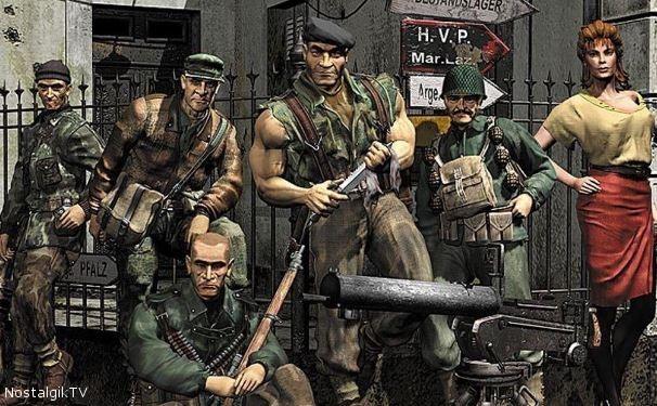 Bazi Commandoz 2 (Nedaye Vazifeh)